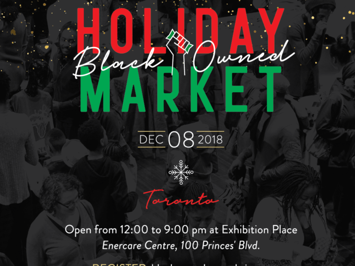 Event: Black Owned Holiday Market